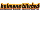 Holmens Bilvård logo