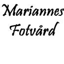 Mariannes Fotvård logo