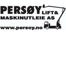 Persøy Lift & Maskinutleie AS logo