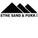 Etne Sand & Pukk AS logo