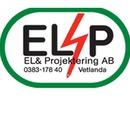 El & Projektering AB logo