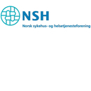 NSH - Norsk sykehus- og helsetjenesteforening logo