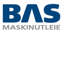 BAS Maskinutleie AS logo