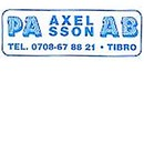 Pa Axelsson Bygg AB logo