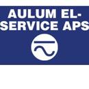Aulum El-service ApS v/ Elinstallatør Ronni H. Skovsbøll logo