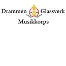 Drammen Glassverk Musikkorps logo