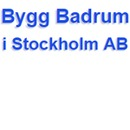 Bygg Badrum i Stockholm AB logo