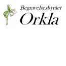 Begravelsesbyrået Orkla, Meldal og omegn logo