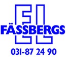 Fässbergs Elektriska AB logo