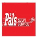 Påls Gulvservice AS logo