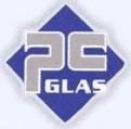 PC Glas A/S logo
