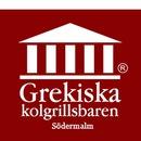 Grekiska Kolgrillsbaren logo