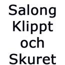 Salong Klippt och Skuret logo