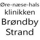 Øre-næse-halsklinikken Brøndby Strand logo