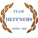 Team Heffners Ek. För. logo