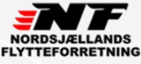 Nordsjællands Flytteforretning logo