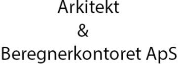 Arkitekt & Beregnerkontoret ApS logo
