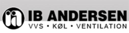 Ib Andersen VVS A/S logo