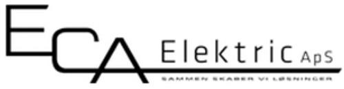 ECA Elektric ApS logo