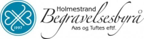 Holmestrand Begravelsesbyrå AS logo