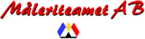 Måleriteamet AB logo