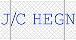 J.C. Hegn logo