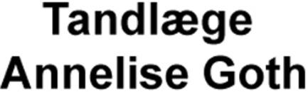 Tandlæge Annelise Goth logo