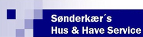 Sønderkærs Hus & Have Service logo