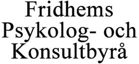 Fridhems Psykolog- och Konsultbyrå logo