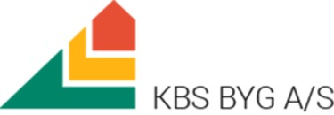 KBS Byg A/S logo