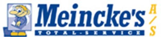Meincke's Total-Service A/S logo