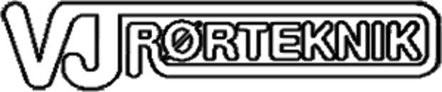 VJ Rørteknik A/S logo