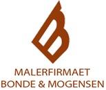 Malerfirmaet Bonde & Mogensen ApS logo