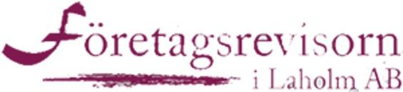 Företagsrevisorn i Laholm AB logo