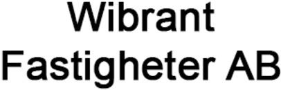 Wibrant Fastigheter AB logo