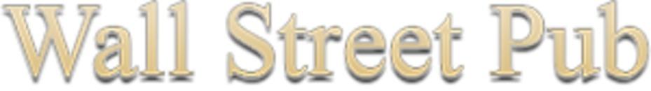 Wallstreet Pub logo