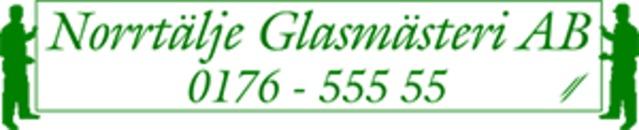 Norrtälje Glasmästeri AB logo