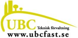 UBC Teknisk Förvaltning i Uppsala AB logo