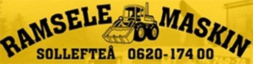 Nya Ramsele Maskin AB logo