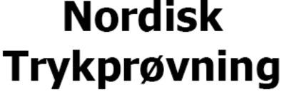 Nordisk Trykprøvning logo
