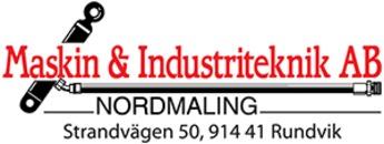 Maskin & Industriteknik i Nordmaling AB logo