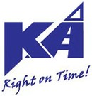 KÅ-Spedition AB logo