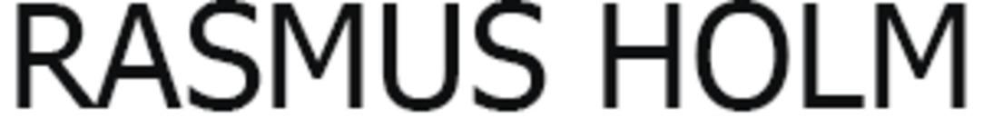 Rasmus Holm logo