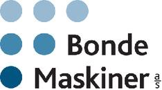 Bonde Maskiner A/S logo
