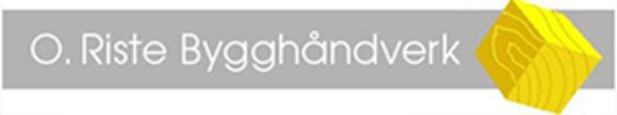 Riste O Bygghåndverk logo
