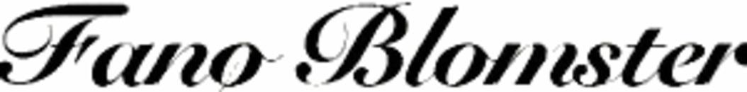 Fanø Blomster logo