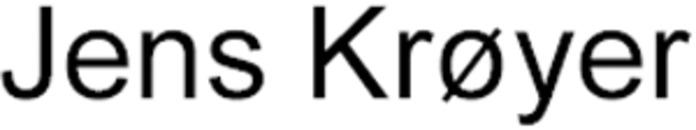 Jens Krøyer logo
