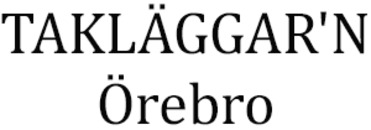 TAKLÄGGAR'N Örebro logo