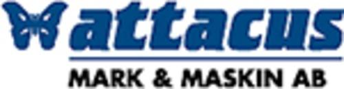 Attacus Mark & Maskin logo