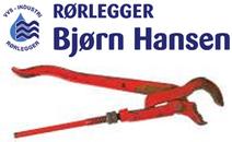 Rørlegger Bjørn Hansen logo